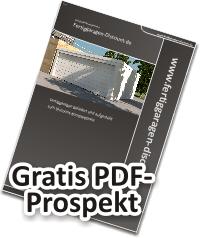 Kostenfreie Infos Prospekt Katalog Fertiggaragen Discount