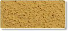 Außenputz Maisgelb